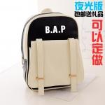 กระเป๋าเป้นักเรียนสีพาสเทล B.A.P