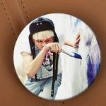 เข็มกลัดกลม BTOB Jung Ilhoon