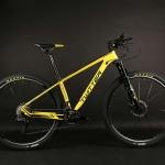 จักรยานเสือภูเขา TWITTER WARRIOR เฟรมคาร์บอน 22 สปีด SLX,โช๊คลม 2017 ล้อ 27.5