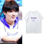 เสื้อยืด เสื้อแฟชั่นไอดอล เสื้อนักร้องเกาหลี #BTS JUNGKOOK (พรีออเดอร์)