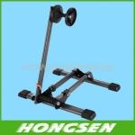 ขาตั้งพับได้ Alloy มีล้อปรับระดับ HONGSEN Skorpion Stand ,HS-026 (ที่จอดจักรยาน)