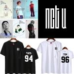 เสื้อยืด (T-Shirt) NCT U (เมมเบอร์)