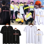 เสื้อยืด (T-Shirt) GOT7 2018 WORLD TOUR EYES ON YOU