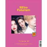 อัลบั้ม #TRIPLE H - Mini Album Vol.2 [REtro Futurism]