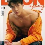 [#EXO] #SEHUN LEON KOREA ฉบับเดือนมกราคม 2018