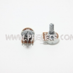 Volume 10KA 1ชั้น แกน17mm (Potentiometer)