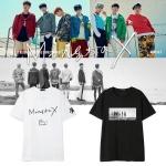 เสื้อยืด เสื้อแฟชั่น #Monsta_X (ระบุไซต์ที่ช่องหมายเหตุ)