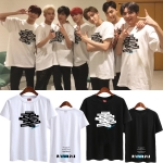 เสื้อยืด (T-Shirt) MONSTA X - Christmas Party 2017