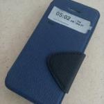 Case iPhone 5s / iPhone 5 ยี่ห้อ Roar สีกรมฯ