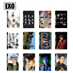 LOMO Card EXO - THE WAR (เมมเบอร์)