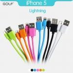 สายชาร์จ lightning iPhone 5/5S Golf สายชาร์จสำหรับ ไอโฟน 5/5S ราคาส่ง