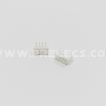 Housing Connector 2.00mm 4P ผู้