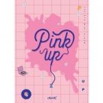 อัลบั้ม (#APINK) - PINK UP (6TH 미니앨범) A VER.