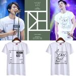 เสื้อยืด (T-Shirt) Jung Yonghwa ROOM 622 & STAY 622