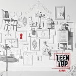 TEEN TOP - Mini Album Vol.7 [RED POINT] (CHIC) + Poster