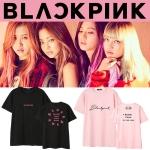 [#BLACKPINK] เสื้อยืดแฟชั้นไอดดอลเกาหลี (ระบุไซส์ที่ช่องหมายเหตุ)