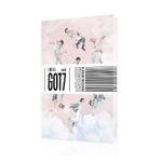 อัลบั้ม #GOT7 - Mini Album Vol.5 [FLIGHT LOG : DEPARTURE] (ROSE QUARTZ VERSION)
