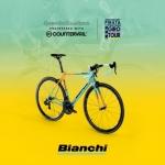 เฟรมเซ็ต Bianchi Specialissima 2018 - Marco Pantani frame kit (Limited Edition)