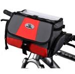กระเป๋าพาดแฮนด์จักรยาน Roshwheel ปลดเร็ว 11604 (กระเป๋ากล้อง)