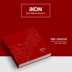 อัลบั้ม #iKON - Album Vol.2 [Return] : RED Ver.