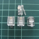 Modular Plug RJ-11 6P2C