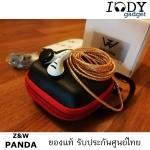 Z&W Panda PK2s Earbud ของแท้ รับประกันศูนย์ไทย มีให้เลือกทั้งแจ๊คแบบ 3.5มาตรฐานปกติ และ Balance 2.5