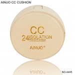 AINUO : CC Cushion 24 Isolation Powder Cream