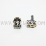 Volume 100KC 1ชั้น แกน17mm (Potentiometer)