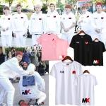 เสื้อยืด (T-Shirt) MONSTA X - 迅速 MX