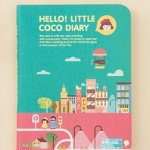 Hello! Little COCO Diary 2015 - COCO TOWN