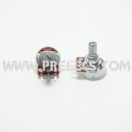 Volume 250KB 1ชั้น แกน17mm (Potentiometer)