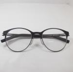 กรอบแว่นตา IC berlin namelass14 48-22-140 กรอบดำ