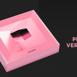 อัลบั้ม (#BLACKPINK) - SQUARE UP (1ST) : PINK VER.