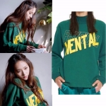 เสื้อแขนยาว (Sweater) MENTAL แบบ Krystal