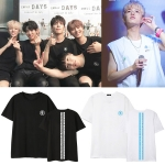 เสื้อยืด (T-Shirt) DAY6 - Every Day6 In July