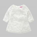 เสื้อ สีขาว แพ็ค 5 ชุด ไซส์ 90-100-110-120-130 (เลือกไซส์ได้)