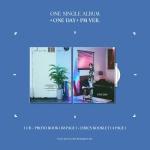 อัลบั้ม #ONE - ONE SINGLE ALBUM [ONE DAY] แรนดอมเวอร์