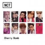 การ์ดเซต NCT127 - Cherry Bomb