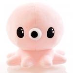ตุ๊กตาปลาหมึกสีชมพู ในซีรี่ย์ The Legend of the Blue Sea (17 cm.)