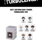 GOT7 - BABY FIGURE (TURBULENCE VER.) ของแท้