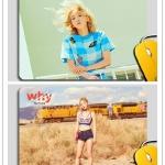 แผ่นรองเม้าส์ Taeyeon WHY