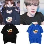 เสื้อยืด (T-Shirt) Supreme แบบ Donghan JBJ