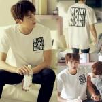 เสื้อยืด (T-Shirt) แบบ Hyungsik ในซีรี่ย์ Strong Woman Do Bong Soon