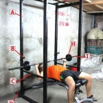 POWER-RACK SET : A