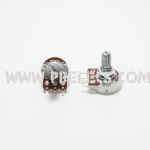 Volume 500ohmB 1ชั้น แกน17mm (Potentiometer)
