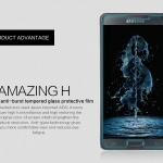 ฟิล์มกระจกนิรภัย Galaxy Note 4 รุ่น Nillkin Amazin H Nanometer Anti-Explosion Tempered Glass Screen Protector