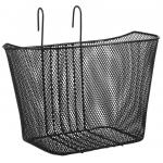 ตะกร้าหน้าจักรยานแบบแขวน วัสดุเหล็กชุด (ขนาดวงล้อ 20 นิ้ว) ,Basket20