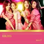 [Mini Album] Miss A – COLORS