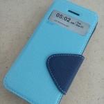 Case iPhone 5s / iPhone 5 ยี่ห้อ Roar สีฟ้า