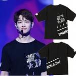 เสื้อยืด (T-Shirt) คอน SHINee World 5